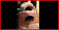 A Brick Oven Makes A Great Addition To Any Back Yard Patio...