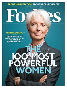 September 12, 2011: They are politicians, CEOs, bankers, cultural icons, billionaires and entrepreneurs, these are The World's Most Powerful Women. Read the full story at Forbes.com: www.forbes.com/...