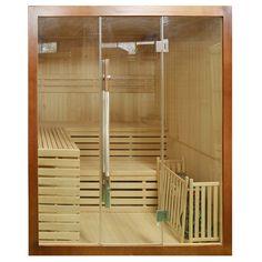 Idealna do relaksacji w domowa sauna fińska pomoże Ci pozbyć się z organizmu szkodliwych...