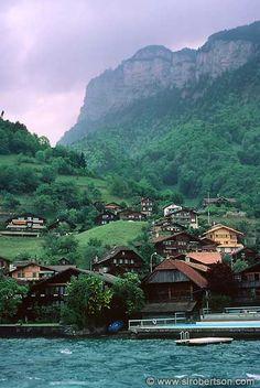 I have been here and it is breathtaking! so beautiful! Interlaken Switzerland