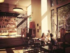 Lisboa, Choupana Caffe