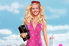 """""""I'll show you how valuable Elle Woods can be!"""" Inspirational words from the Legally Blonde heroine."""