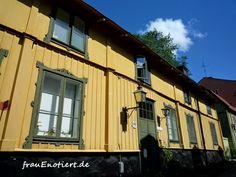 Nice houses on Djurgården.
