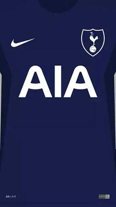 The Spurs 17-18 kit away