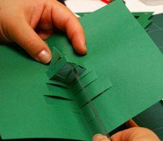 Mais um passo a passo cartão de natal em 3D, mas agora a ideia é brasileira. Encontrei aqui: NippoBrasil     Cartão com Kirigami   (Produçã...