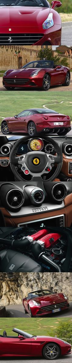 On the road in the Ferrari California T by Tim Barnes-Clay.  Sliding behind the wheel of your most prized possession never fails to take you to seventh heaven.  The scent of your Ferrari almost intoxicates you as you wrap your hands around the leather clad steering wheel. You appreciate that the marque represents the essence of exotic ultra-sportiness; but you recognise it goes deeper than that ...  #Ferrari #Supercar #CarReview #Luxury #Sportscars