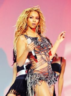Beyonce performance at the Billboard Awards