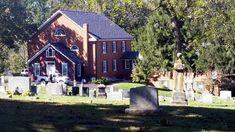 Hedgesville, West Virginia, Falling Waters Presbyterian Church.