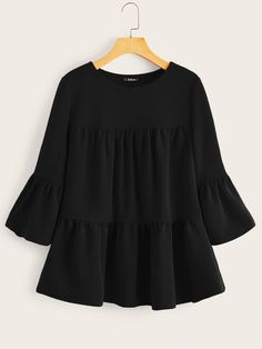 Qty & & (Only left! Indian Fashion Dresses, Girls Fashion Clothes, Muslim Fashion, Girl Fashion, Batik Fashion, Suit Fashion, Fashion Outfits, Stylish Dresses For Girls, Casual Dresses