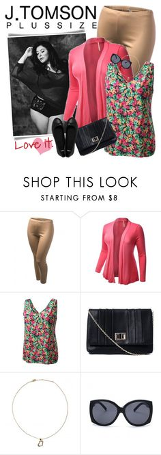 """""""J.TOMSON Plus Size - FABULOUS WOMENSWEAR!"""" by jtomsonplus ❤ liked on Polyvore featuring ASOS, affordable, plussize, womenswear and JTomson"""