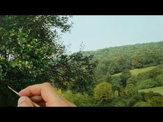 (1) #101 How to Paint In Oil | Over Hanging Tree - YouTube