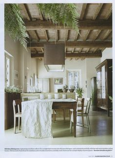Home of Giuseppe Baldi & Jessica Cardini. Elle Decoration, May 2013