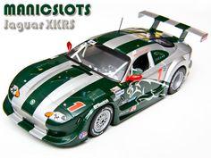 Slot Car, Scalextric, Jaguar XKRS