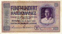"""июль 1942 #Reichskommissariat #Ukraine Своя валюта стала одним из немногих """"настоящих"""" атрибутов сателитного государства Рейхскомиссариат Украина 💴 #WWII #history"""