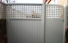 Side gate Bespoke, Contemporary Wooden Garden Gates - Essex UK, The Garden Trellis Company Wooden Screen Door, Contemporary Garden, Fence Design, Wooden Garden, Garden Chairs, Screen Design, Wooden Garden Gate, Gate Design, Wooden Screen
