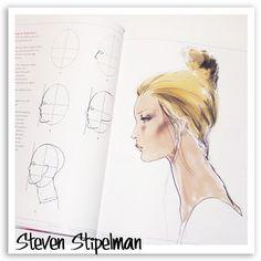 Fabulous Doodles-Brooke Hagel-Fashion Illustration Blog: Illustrating Fashion: Concept to Creation