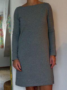 schöne Variante des Kleiderschnitts Else