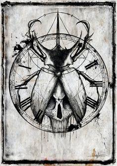 The Dark Art of Shawn Coss - Imgur