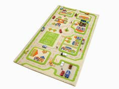 my absolute fav 3D car rug !!!  brayden