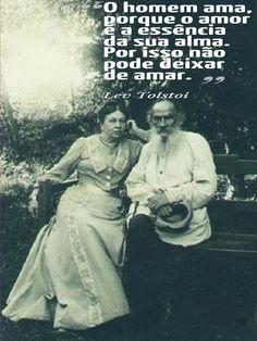 Citação de Tolstói em português