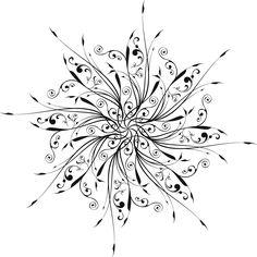 ornamental tattoo designs | Freebie circular designs