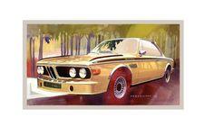 BMW-3-0-CSL-sketch-artwork.jpg (1920×1152)