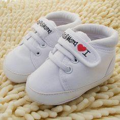 I Love Mama & Papa Shoes