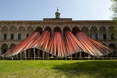 Invisible borders - Università Statale - Milan, Milan, 2016 - MAD architects
