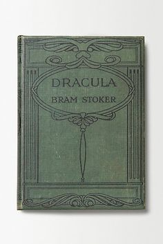 Bram Stoker Dracula.  I have a beautiful leather bound edition from Easton Press.
