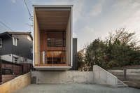 Fly Out House on Architizer