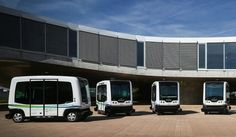 Driverless Bus Testing Coming to Bay Area – Next City