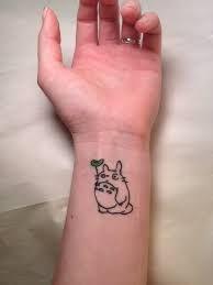 """Résultat de recherche d'images pour """"totoro tattoo"""""""