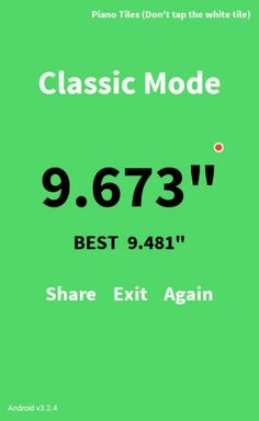 Look what i made on piano tiles