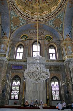 Valide Sultan Mosque Istanbul