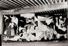 Evolução de Guernica (05) de 1937