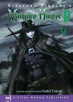 Hideyuki Kikuchi's Vampire Hunter D Vol. 4 by Hideyuki Kikuchi. $7.05