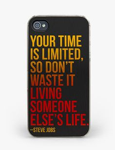 Steve Jobs iPhone 4/4S Case