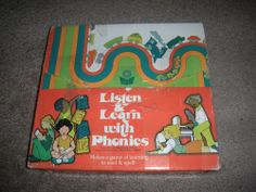 Phonics Educational Aid Listen And Learn With Phonics Home School