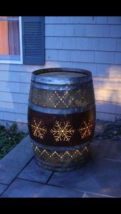 Lantern barrel!! Need!