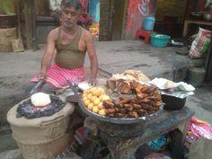 #fish and #chop fry #Foodhero in #Darbhanga