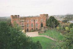 Shrewsbury  Castle , Shropshire England, 2007