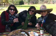 Un fin de semana con amigas en Hacienda Sepúlveda.