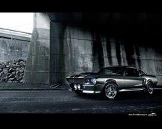 Przejażdżka wymarzonym modelem Mustanga.