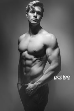 @brettlangetv by Pat Lee http://patlee.net #muscle #physique #fitness #fitfam #gym #fitspiration