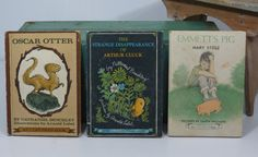 3 Vintage I Can Read Children's Books Mary by 13thStreetEmporium, $12.00