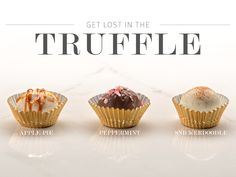 Check out this American Lifestyle Magazine blog post! Gift Idea: A Trio of Tasty Truffles