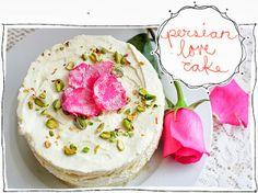 Eid ul Fitr - Celebrating the End of Ramadaan Persian Love Cake