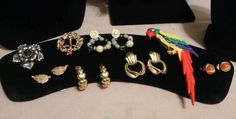 Huge Vintage Costume jewelry mixed lot