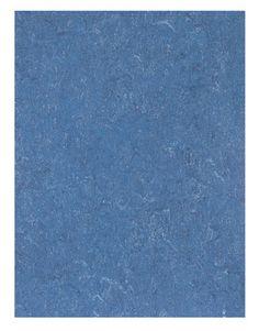 Blue marble floor provocouture pinterest blue floor for Blue linoleum floor tiles