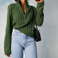 Outfits Casual, Winter Fashion Outfits, Look Fashion, 90s Fashion, Cute Outfits, Womens Fashion, Fashion Fall, Vintage Fall Fashion, Thrift Fashion